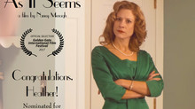 Heather Brittain O'Scanlon Nominated for Best Actor (Female) by Golden Gate International Film F