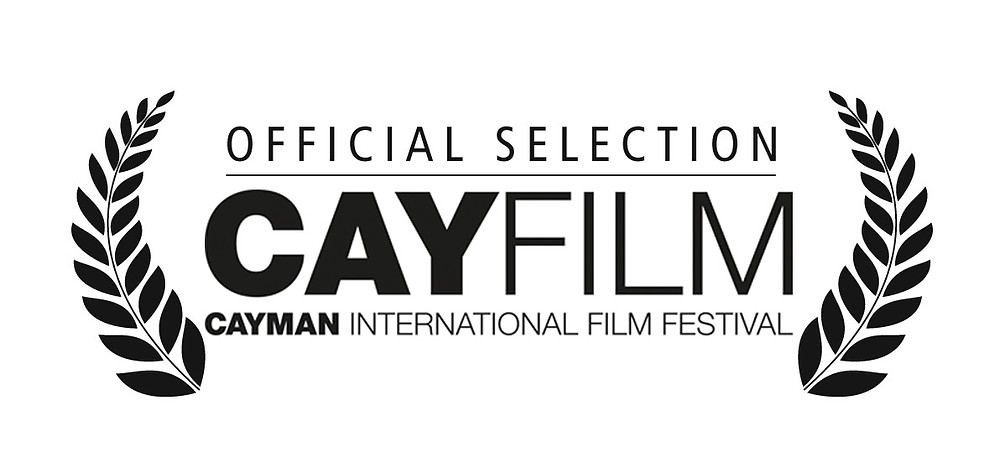 CayFilm Cayman International Film Festival laurel.