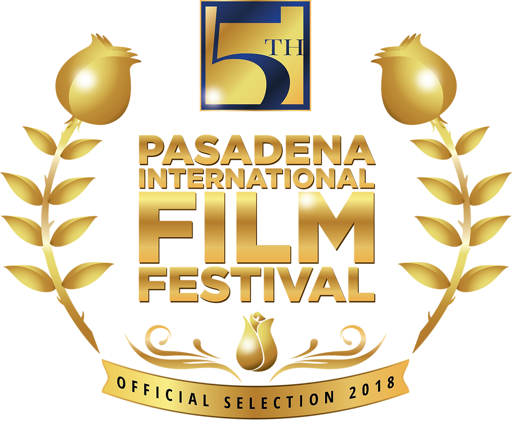 """As It Seems"" film festival laurel for the Pasadena International Film Festival."
