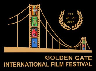 Golden Gate International Film Festival logo and dates.