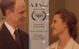 """As It Seems"" Screening Scheduled for Golden Gate International Film Festival"