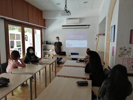 La Fundación Patronato Obrero colabora con el Casal Petit