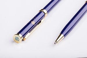 Luxury Metal Twist Pen