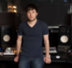 John Nathaniel, music producer, mixer and songwriter. He won the SOCAN Songwriter of the year Award