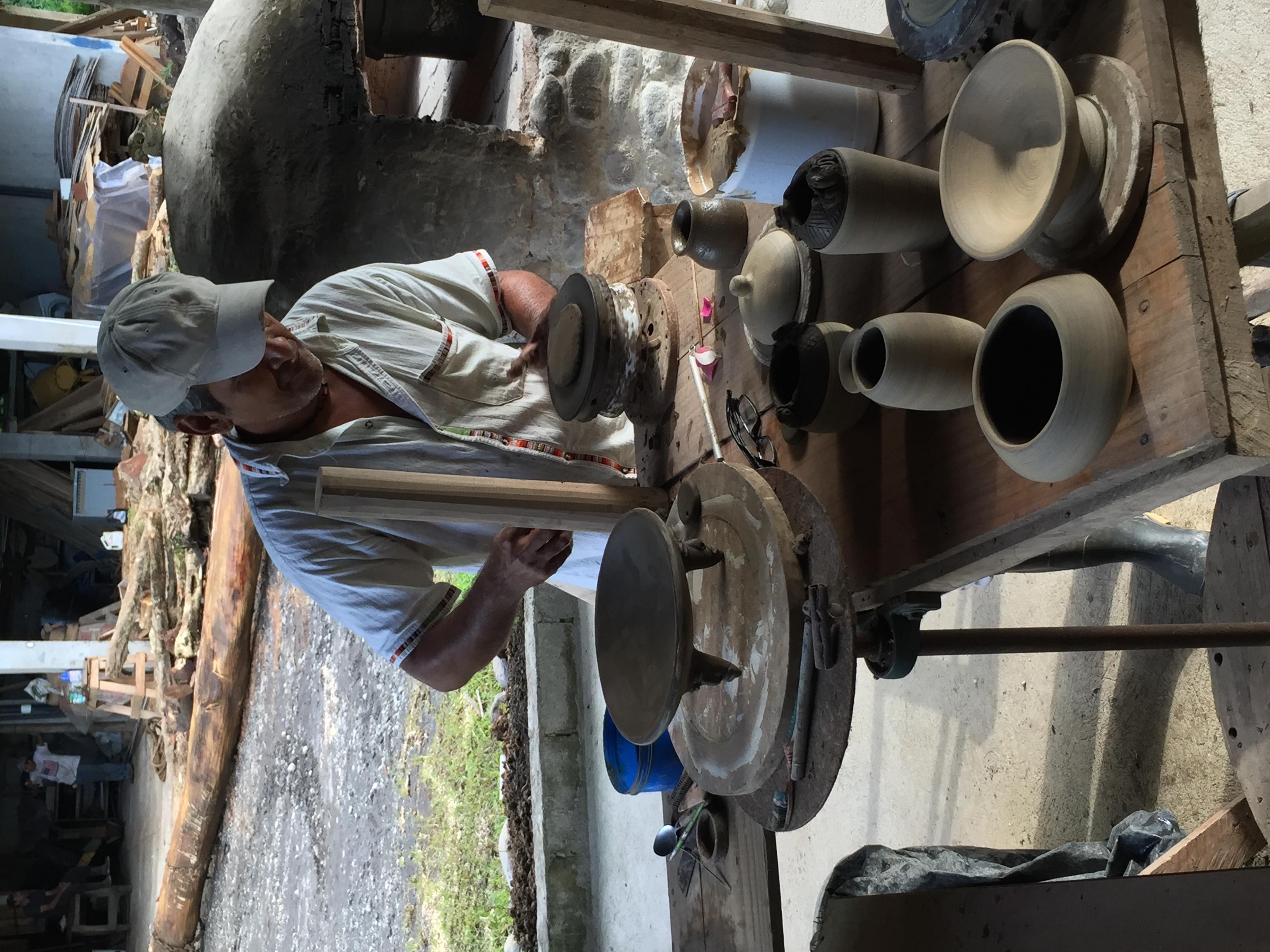 Enrique the potter