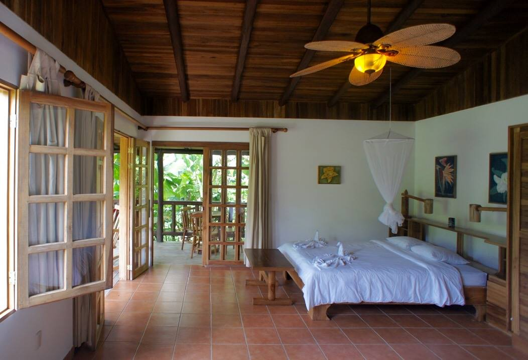 Two or Three-Person Deluxe Bungalows