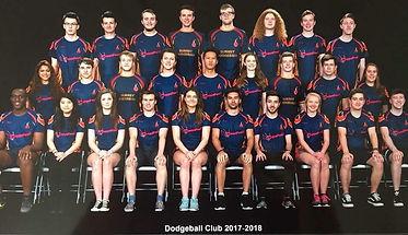 Surrey Dodgeball