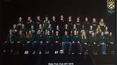 Exeter University Water Polo Club