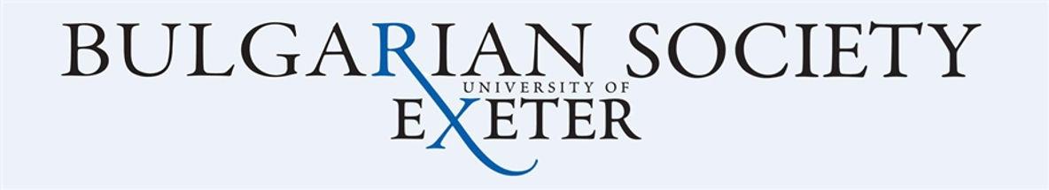 University of Exeter Bulgarian Society