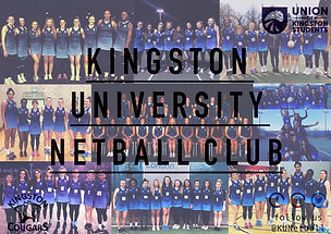 Kingston University Netball Club