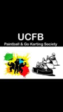 UCFB Paintball & Go-Karting Society