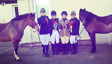 Heriot Watt Equestrian Club