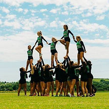 Cheerleading and Gymnastics Club