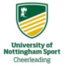 University of Nottingham Cheerleading Squad