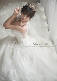 自主婚紗[白紗造型]