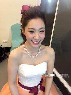 微醺妝-新娘造型