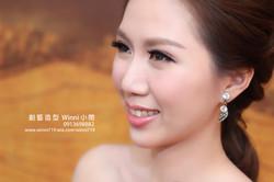 氣質妝感-新娘造型