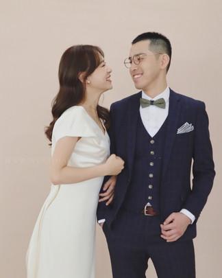 #白紗造型  #婚紗造型 #韓系新娘 #大波浪造型 #winni小閔妝髮造型
