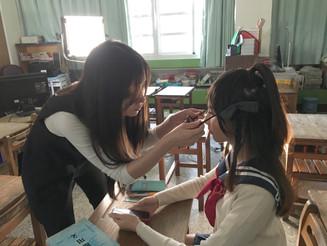 [學生水手服造型]-,拍攝前我都在做什麼呢!商業廣告造型-手遊廣告第七史詩『winni小閔妝髮造型工作室』