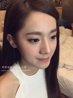 妝髮Winni小閔