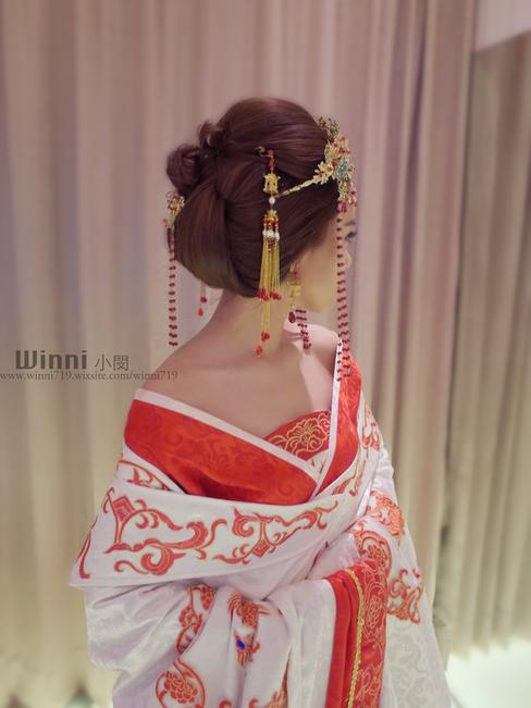 古裝造型(古裝新娘造型)