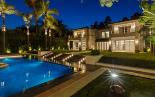 One-touch control of landscape lighting.