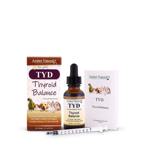 Thyroid Balance 1oz