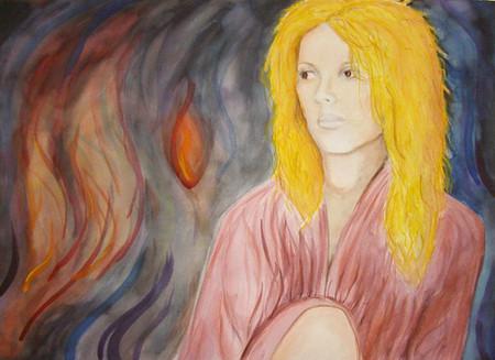 Shari: Haunting Flame