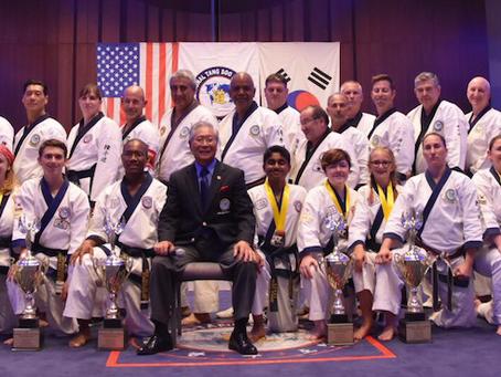 International Tang Soo Do Federation WORLD CHAMPIONS 2018