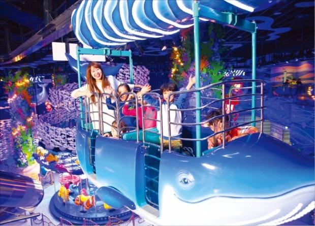Lotte World Undersea Kingdom