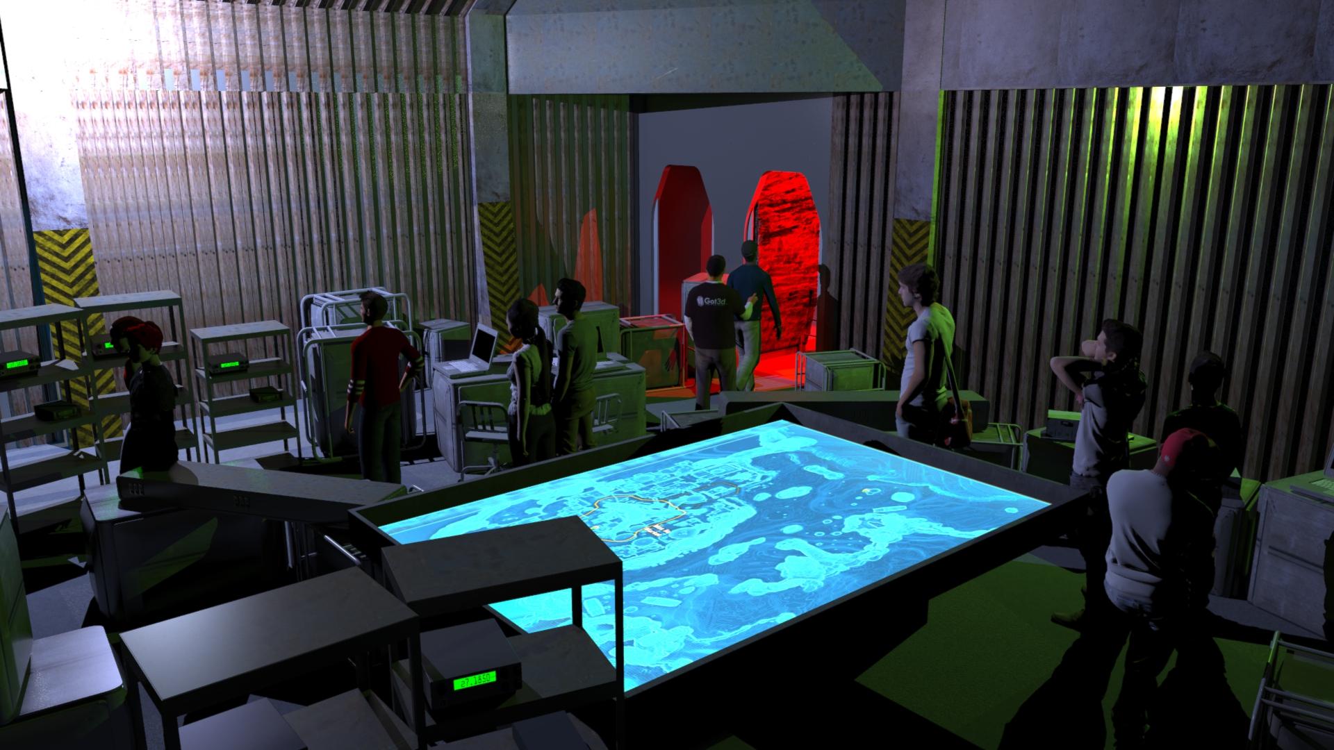 Sci Fi Queue