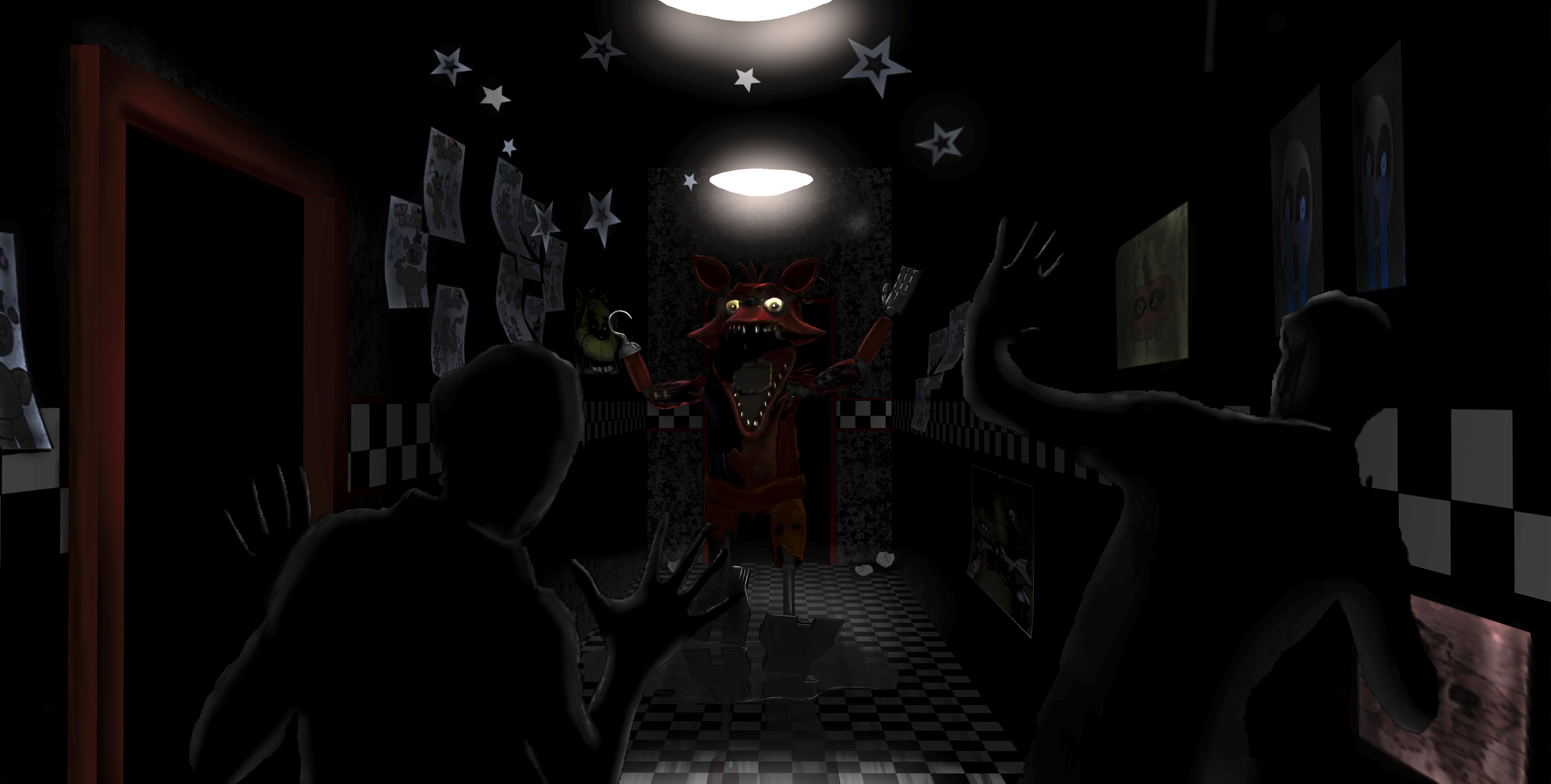 Foxy Jumpscare