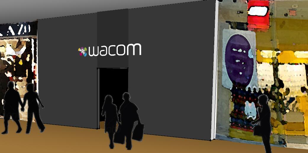Wacom Store