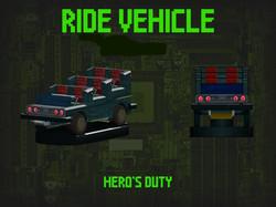 Hero's Duty Ride Vehicle