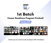 Career Readiness Program - 1st Batch Activities