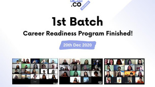 Career Readiness Program - 1st Batch Activities