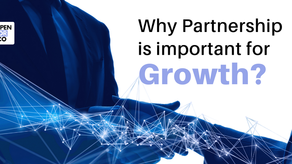 Why Partnership is important for Growth?