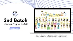 Internship Program Activities - 2nd Batch
