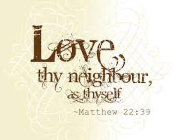 Despise Thy Neighbour