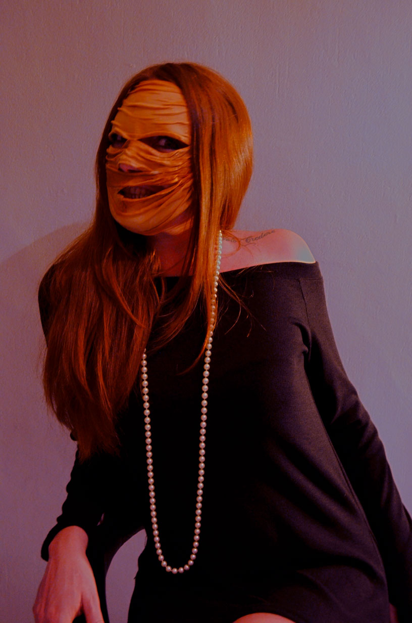 Rita DEAD SKIN© Mask