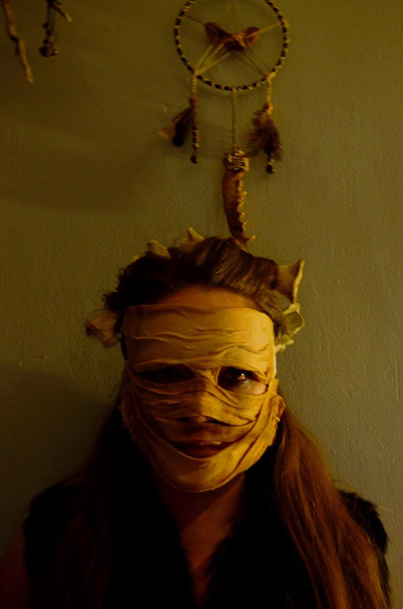 Lucy DEAD SKIN©  Mask