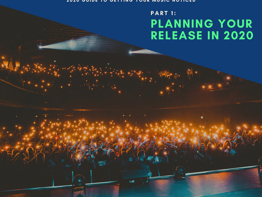 Planning Your Music Release In 2020 (How To Build Your Fan Base Each Step of the Way)