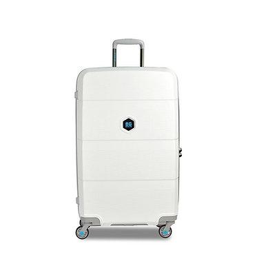 BG Berlin luggage - Zip² - LOUNGE WHITE - 26''