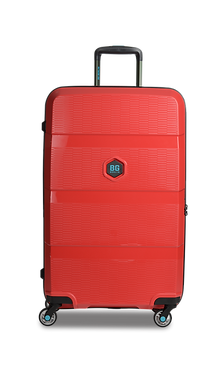 BG Berlin luggage - Zip² - LATIN RED - 26''
