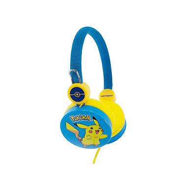 Pokémon Pikachu Kids Core Headphones