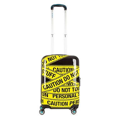 BG Berlin luggage - CAUTION 20''