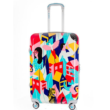 BG Berlin luggage - LOOKING AROUND 28''