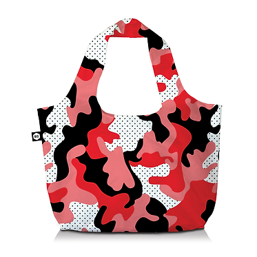 BG Berlin - Eco-Bag CAMO POP