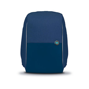 "BG Berlin - Metro Bag 17"" Dark Blue"