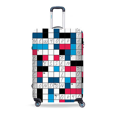 BG Berlin luggage - CROSSWORDS 28''